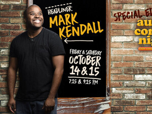 Aurora Comedy Nights Featuring Mark Kendall
