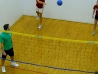 Intramural Wallyball Registration
