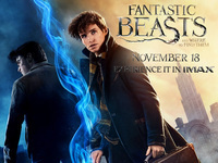 "JK Rowling's ""Fantastic Beasts and Where to Find Them"" at the CLC"
