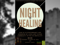 BSU Night of Healing