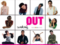 """""""Speaking OUT"""" Talk By the Artist"""