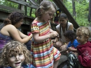 Ithaca Forest Preschool-Free Play Day
