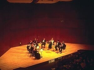 Ithaca College Faculty Collaborative Bach