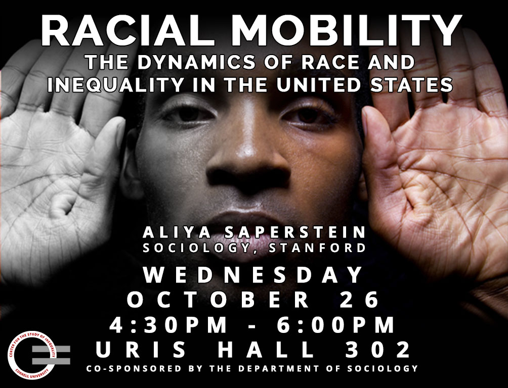 Racial Mobility: The Dynamics of Race and Inequality in the U.S.