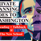Private Manning Goes to Washington