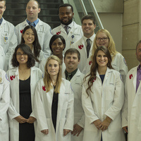 College of Allied Health Professions Professionalism Ceremony