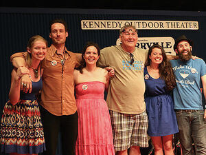 Eddie Owen Presents: The 2016 Kerrville New Folk Winners