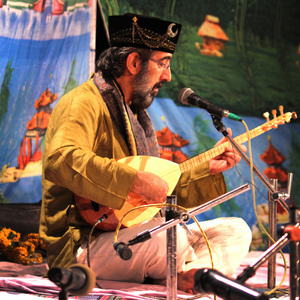 Concert by Latif Bolat, Turkish Mystic Sufi Musician