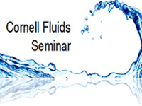 """CFSeminar: Professor Greg Bewley (Cornell University), """"Observations of Extreme Events in Turbulence"""""""