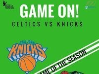 Boston Celtics vs New York Knicks