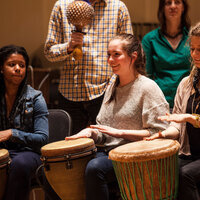 African Drum Ensemble Concert