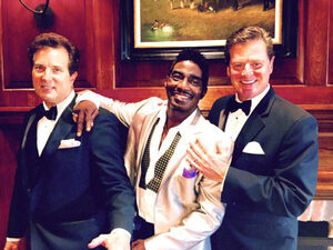 First Friday Concert Series: The Rat Pack Tribute Band