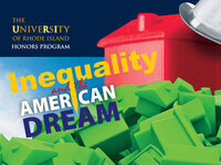Honors Colloquium: Inequality and the American Dream- Presidential Election