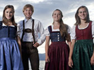 CES Presents the von Trapp Children