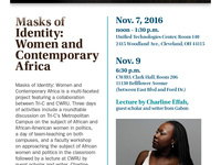 Masks of Identity: African and African American Women in Politics