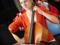 "INTERNATIONAL CELLO FESTIVAL: CECYLIA BARCZYK PRESENTS ""TIME TO TANGO!"""