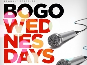 BOGO Wednesdays