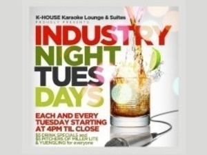 Industry Night Tuesdays
