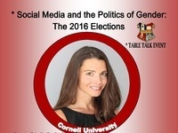 *Table Talk - *Social Media and the Politics of Gender: The 2016 Elections