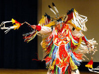 22nd Annual Benefit Powwow