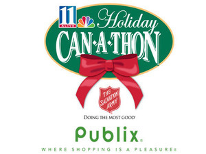 34th Annual 11Alive Holiday Can-a-thon