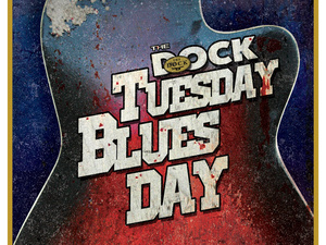 Tuesday Bluesday with Danny P and Friends