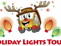 Jolly Trolley Holiday Lights Tours!