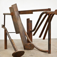 Anthony Caro: Sculpture Laid Bare