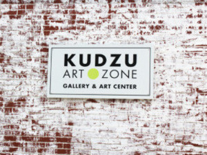 Kudzu Art Zone 10 Year Celebration Exhibit