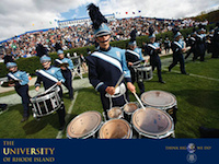 Marching Band Pass-In-Review