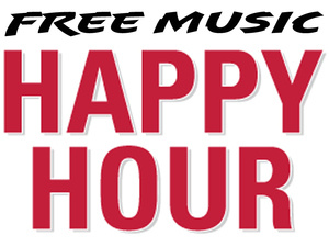 Free Music Happy Hour with Throw Down Cold