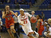Women's Basketball: UTA vs. Troy