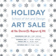 School of Art and Design Holiday Art Sale