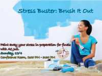 Stress Buster: Brush It Out