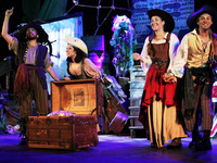 The Greatest Pirate Story Never Told @ The Gesa Powerhouse Theatre