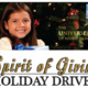 13th Annual Spirit of Giving Campaign
