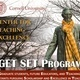 GET SET Discussion Series- Professional Development: Strategically Crafting Your Teaching Portfolio as a TA