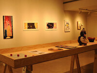 Event image for De Pree Art Center and Gallery: Juried Student Show