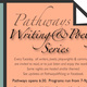 Tuesday Writing & Poetry Series
