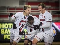 Men's Soccer NCAA Quarterfinal Match