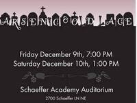 "Student Drama Club's ""Arsenic and Old Lace"""