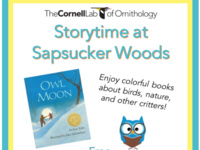 Storytime with Sapsucker Woods