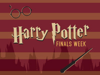 Harry Potter Finals Week: Fantastic Puppies and Where to Find Them
