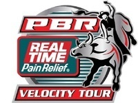 Professional Bull Riders Real Time Pain Relief Velocity Tour