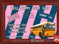 2012 Preppy Wine Tour