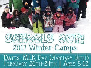School's Out! MLK Day Camp