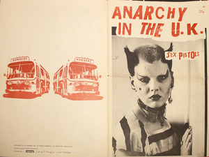 Anarchy in the Archives