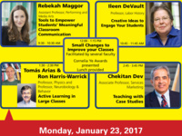 Learning from Your Colleagues: Teaching Strategies You Can Use 7th Annual Celebration of Teaching Excellence at Cornell