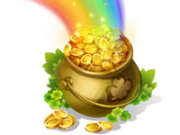 St. Patrick's Treasure Hunt