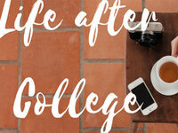 Event image for Life after College: Wisdom and the World: Life's choices both big and small